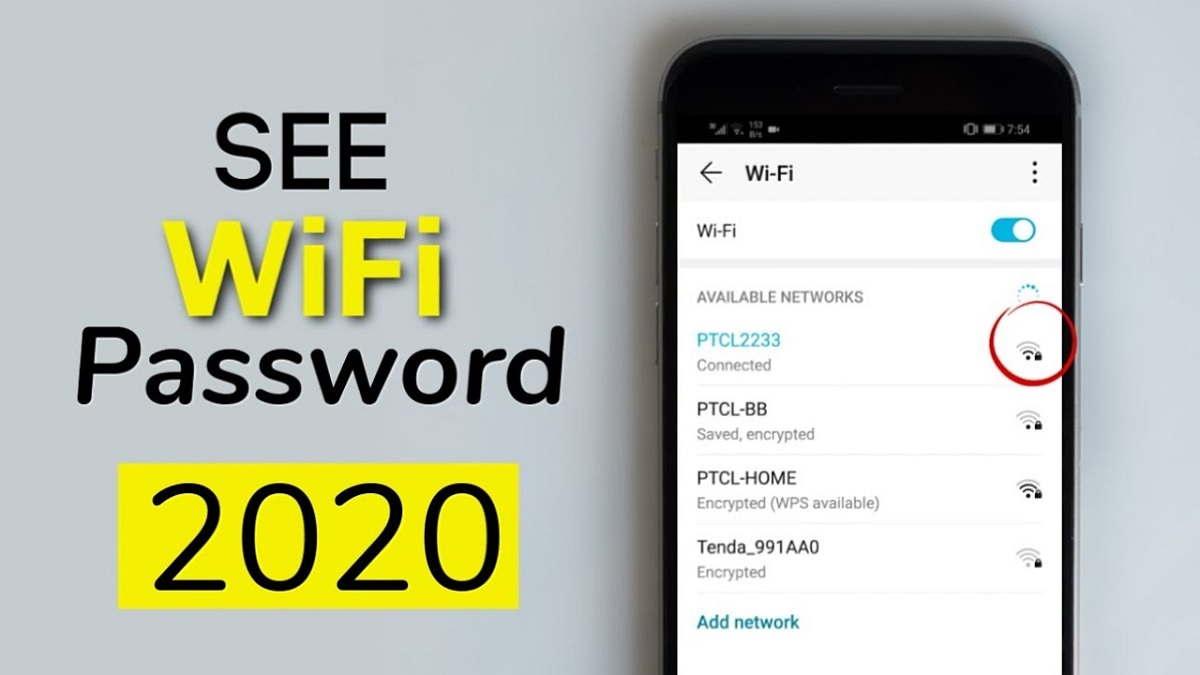 Cara Mengetahui Password Wifi di HP